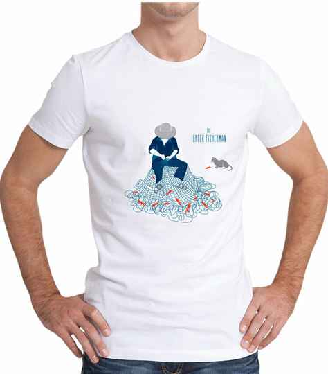 Greek Fisherman t-shirt t-greeks