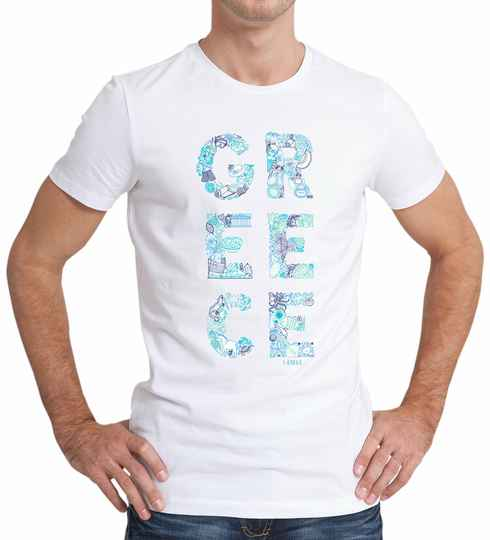 Greece t-shirt t-greeks