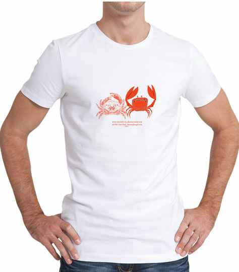 Crabs t-shirt t-greeks