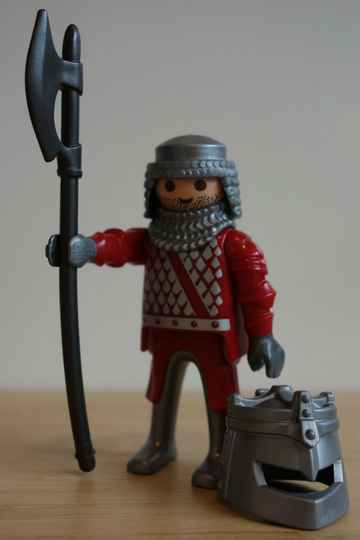 Playmobil ridder 7
