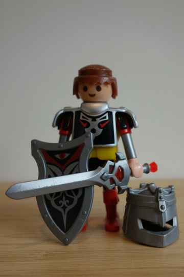 Playmobil ridder 3