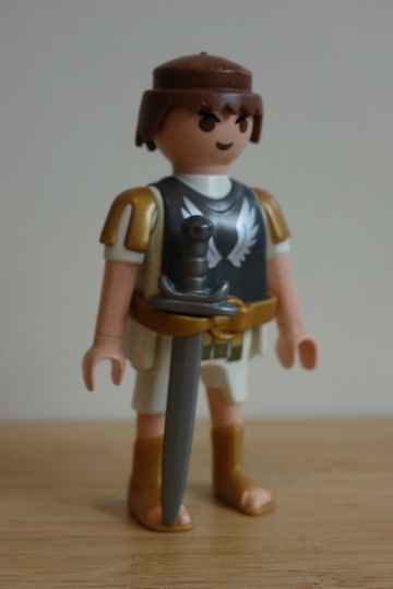 Playmobil ridder 1