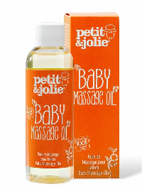 Petit & Jolie baby massageolie 100 ml