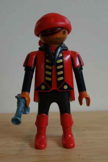 Playmobil piraat 4