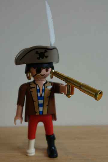 Playmobil piraat 3