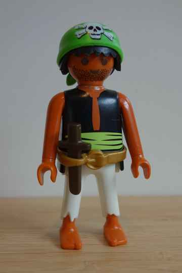 Playmobil piraat 2