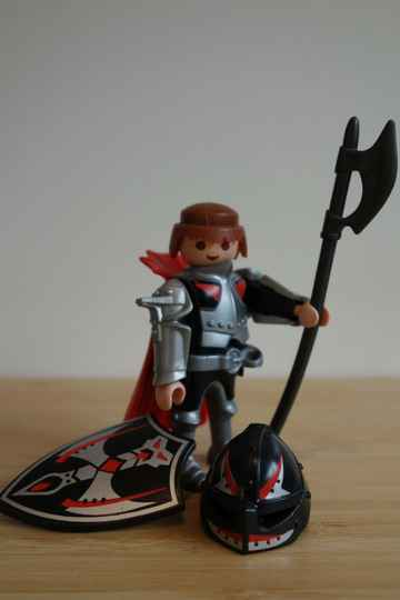 Playmobil ridder 8