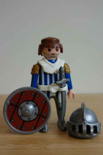 Playmobil ridder 9