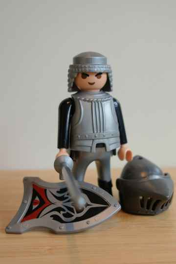 Playmobil ridder 4