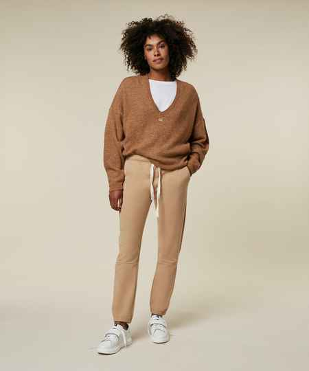 CROPPED JOGGER FADED