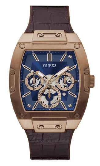 Guess Rose goud Silicon band