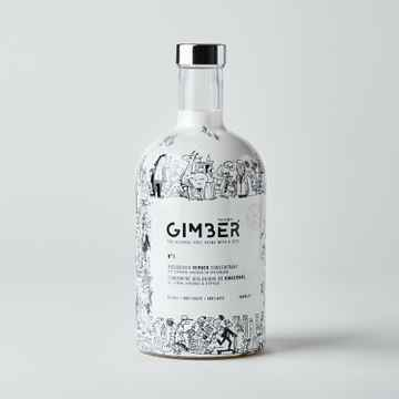 Gimber x Pierre Kroll 700ml