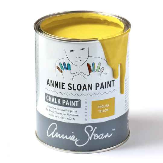 Annie Sloan Chalk Paint® English Yellow