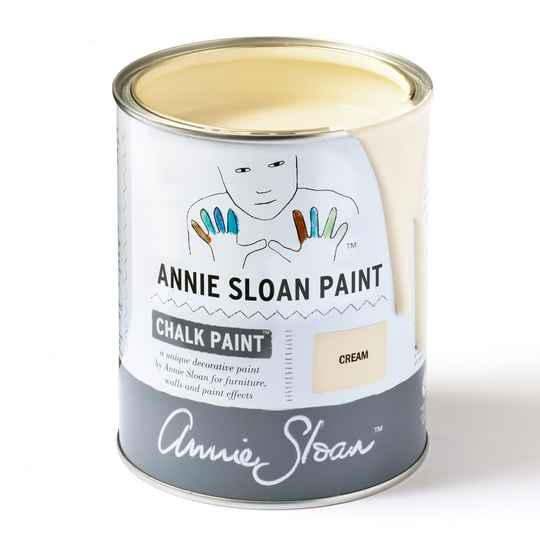 Annie Sloan Chalk Paint® Cream