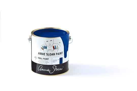 Annie Sloan Wall Paint 2.5 liter Napoleonic Blue