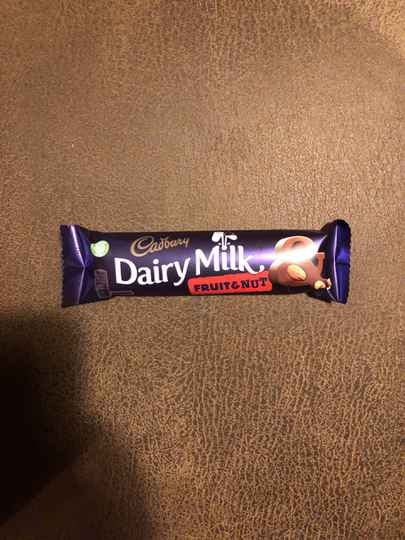 Cadbury Dairy milk fruit & nuts
