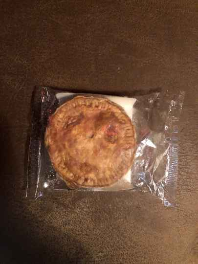 Wrights pork pie
