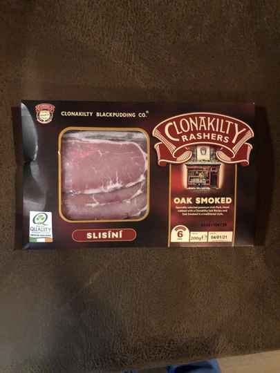 Clonakilty oak smoked 200gr.