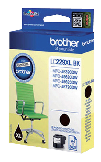 Brother LC-229XLBK zwart