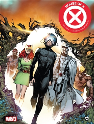 Marvel  House of X 01.