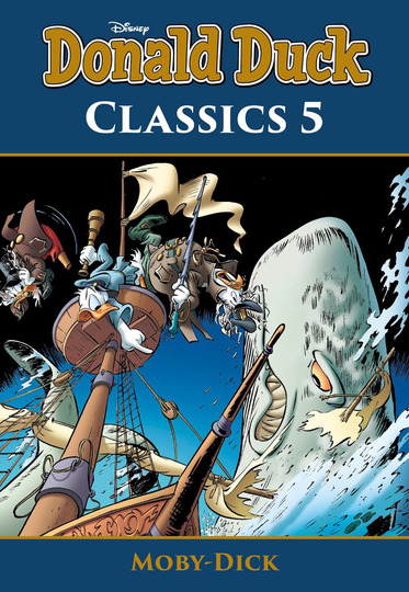 Donald Duck Classics 05. Moby Dick