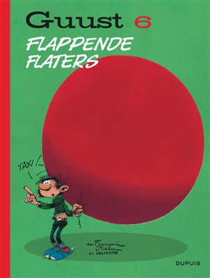 Guust Flater 06. Flappende flaters