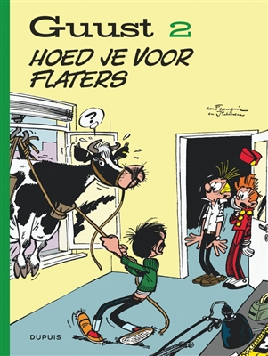 Guust Flater 02. Hoed je voor flaters
