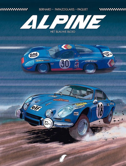 Collectie plankgas 08. Alpine (hardcover)