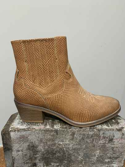Fabs Western Short Boots