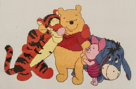 Winnie the Pooh, Friends Forever