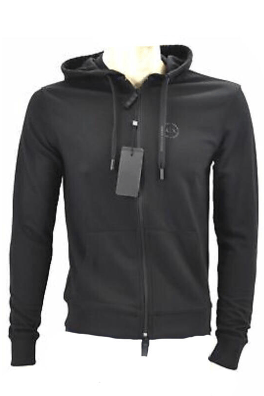 Sweatshirt met rits  |  Armani Exchange