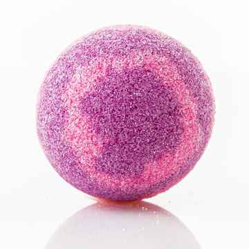 Funky Bath Bomb - Grape.