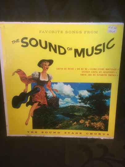 The Sound Of Music - The Sound Stage Chorus