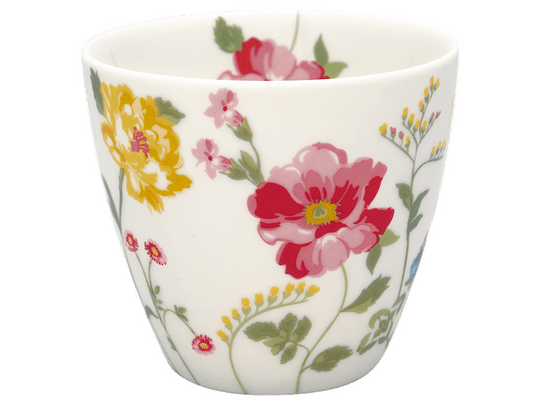 Latte cup Thilde white - GreenGate
