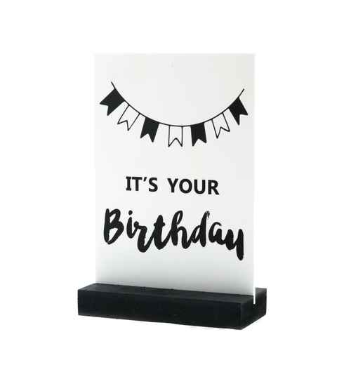 Connect - Deco plaatje - 16 - It's your Birthday