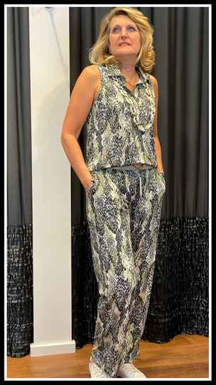 K-Design jumpsuit S887