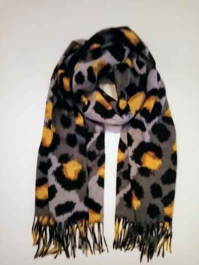 Scarve Africa Yellow