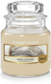 Yankee Candle warm chasmere small