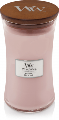 Wood wick rosewood large