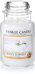 Yankee Candle fluffy towels large