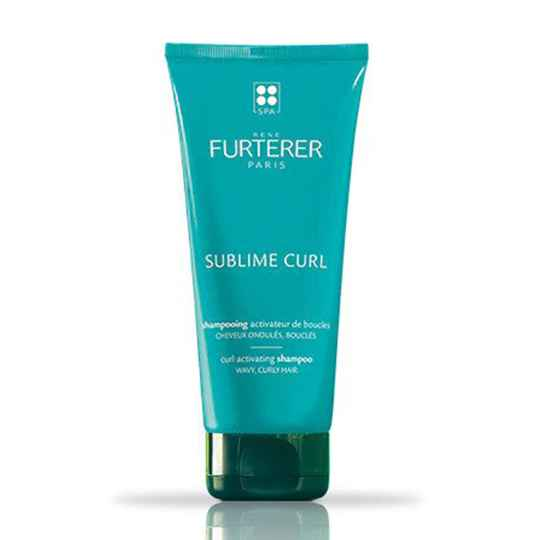 Sublime Curl Curl Activating Shampoo 200ml