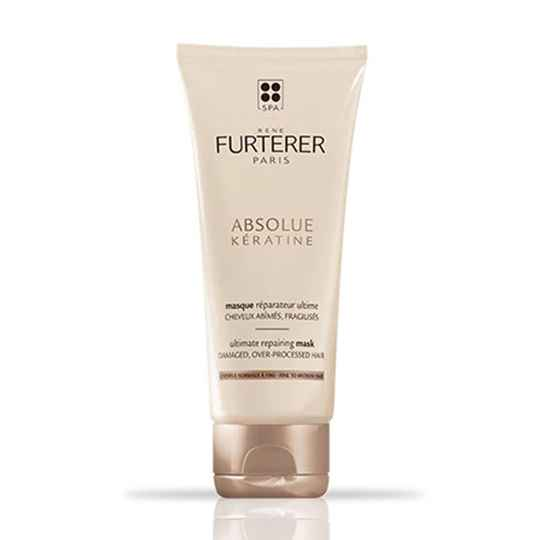 Absolue Kératine Care Ultimate Repairing Mask - Normal To Fine Hair 100ml