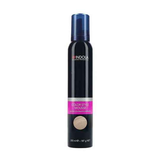 Color Style Mousse Midden Blond 200ml