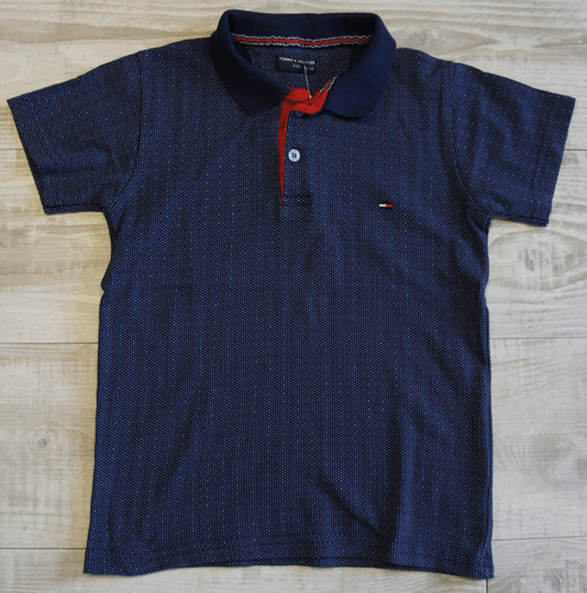 Tommy Hilfiger polo maat 122-128 / 548.78