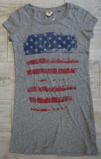 American Outfitters t-shirt jurk maat 152 / 512.162