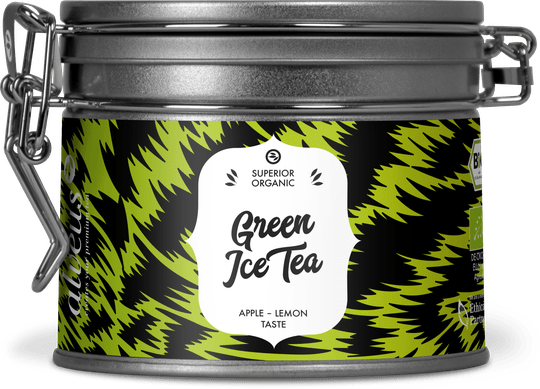 Green Ice Tea 80g