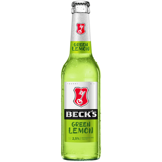 Beck's Green Lemon 0,33L MEHRWEG