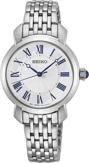 Seiko Dames Staal SUR629P1