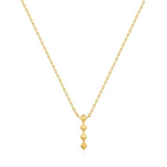 Ania Haie Spike It Up - Necklace AH N025-01G