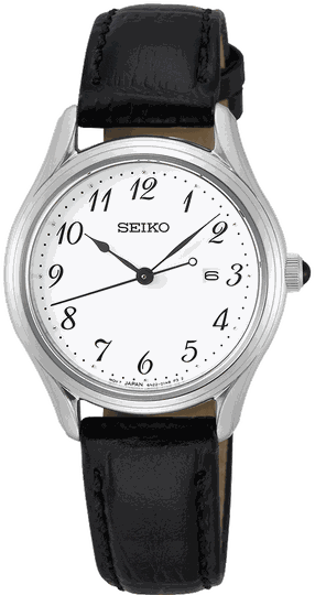Seiko Dames Staal SUR639P1
